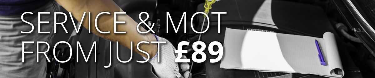 MOT and Service just £89! - MOT and Servicing Derby